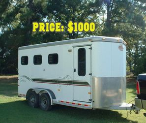 $1000.OO horse trailer Very Well, for Sale in Portland,  OR