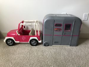 Our Generation Jeep and Camper for Sale in Atlanta, GA