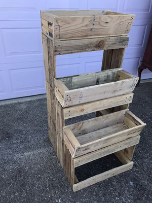 Planter Step Boxes for Sale in Woodburn, OR