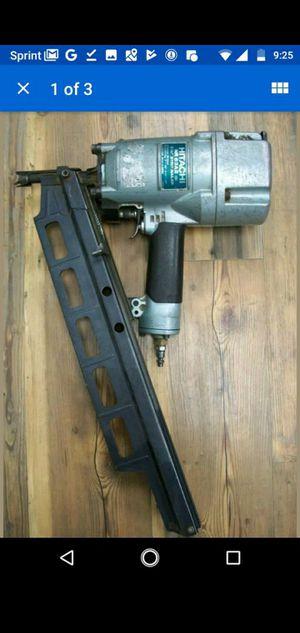 "Hitachi NR83A2- 3 1/4"" FRAMING NAILER GUN for Sale in Kent, WA"