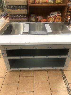 """48"""" steam table gas for Sale in Middletown, NJ"""