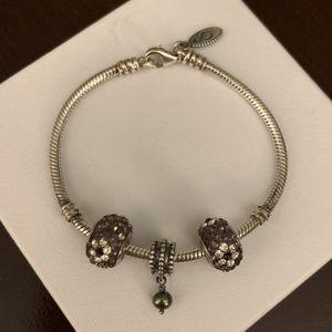 Pandora bracelet & pandora charm for Sale in Austin, TX