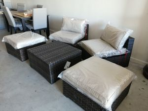 Outdoor furniture - Muebles Nuevos 💫$39 Down Payment 💫 Sin Intereses for Sale in Katy, TX