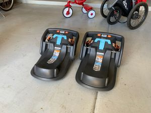 Uppababy car seat bases $50 each for Sale in Phoenix, AZ