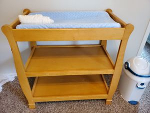 Changing table for Sale in Graham, WA