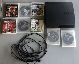PS3 for Sale in McFarland, CA