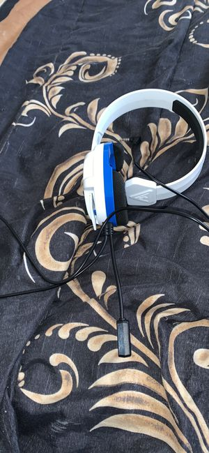 Turtle beach headset for Sale in St. Louis, MO