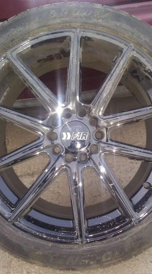 $3700 obo new tires new rims 245/40ZR18 2 rear 225/40ZR18 for Sale in Orland, CA