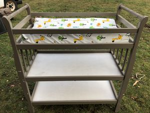 Changing table for Sale in Darrington, WA