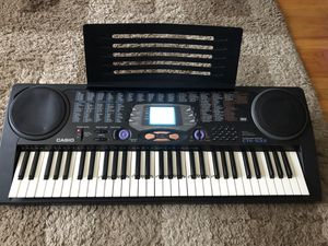 Casio CTK - 533 Electronic MIDI Keyboard 100 Song for Sale in Fort Lee, NJ