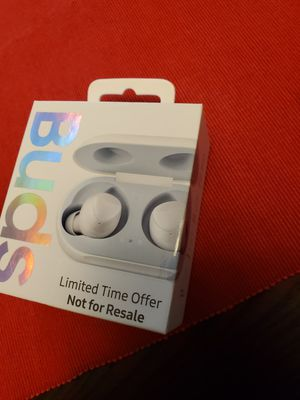 Samsung Galaxy buds, new in box, never opened for Sale in Lincolnia, VA