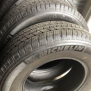 Michelin LTX 245/75/17 Year 2020 for Sale in Hialeah, FL