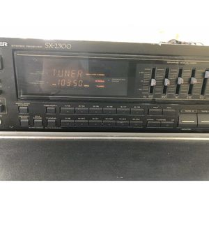 Pioneer STEREO RECEIVER SX2300 (WORKING) for Sale in Lynwood, CA