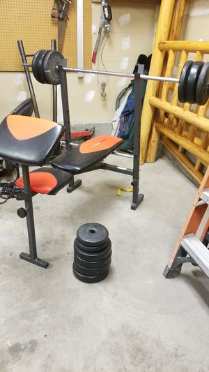 Great starter Weight bench for Sale in West Valley City, UT