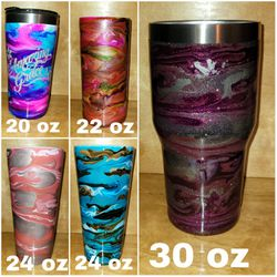 Custom Made Tumblers for Sale in San Angelo,  TX