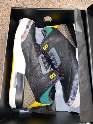 Air Jordan 3 Retro Se Animal for Sale in Beason, IL
