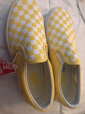 Yellow Checker Vans for Sale in Denver, CO