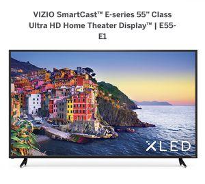55 inch Flat screen TV 📺 Vizio for Sale in Graham, WA