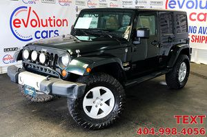 2012 Jeep Wrangler Unlimited for Sale in Conyers, GA