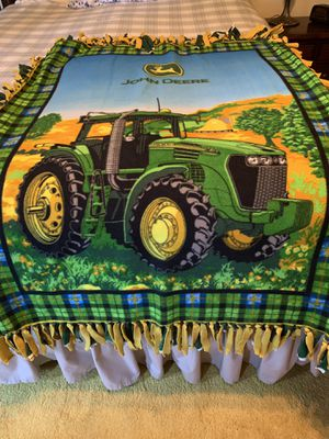 John Deere Tractor blanket for Sale in Lemont, IL