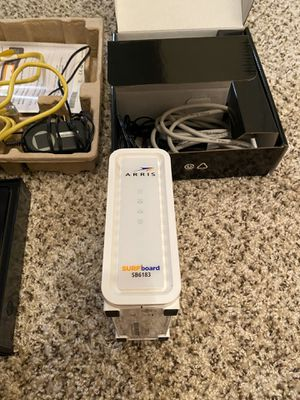 Arris Modem for Sale in Plano, TX