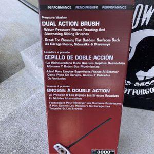 Briggs & Stratton dual action pressure washer brush for Sale in Graham, WA