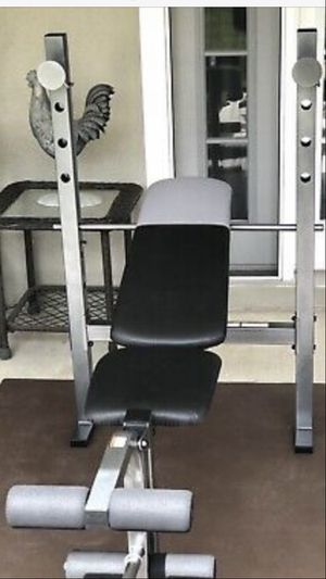 Weight bench/gym for Sale in North Haven, CT