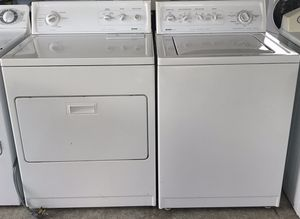 Kenmore washer and dryer everything working perfect for Sale in Opa-locka, FL