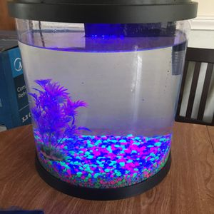 LED built in fish tank for Sale in San Leandro, CA