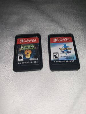 Nintendo Switch Games for Sale in Fontana, CA