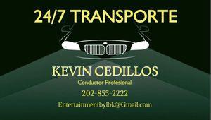 24/7 Transporte for Sale in Annandale, VA