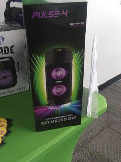 Pulse 4 Bluetooth Speaker for Sale in San Angelo,  TX