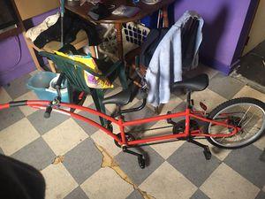 Adams trail a bike for Sale in Harrisonburg, VA