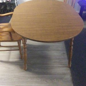 Table And One chair for Sale in Peoria, AZ