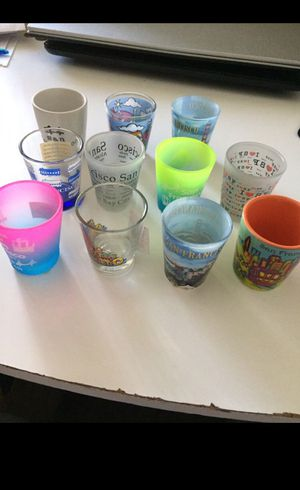 Brand New SF shot glass !! Shoot me your offer !! for Sale in Monterey Park, CA