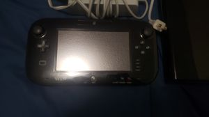 Nintendo Wii U Deluxe 32 Gigabyte Console with Pro Controller Included for Sale in Miami, FL