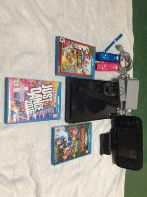 Wii U Nintendo for Sale in Joliet, IL