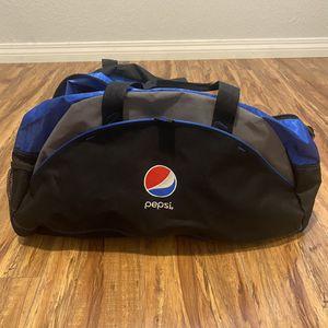 New Pepsi Duffle Bag for Sale in Riverside, CA