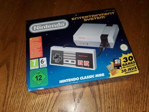 Nintendo Classic Mini. Brand New. Never Opened. for Sale in Buena Park, CA