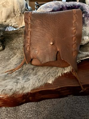 Hand Crafted Leather Belt Bag for Sale in Englewood, CO