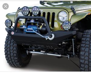 jeep front bumper for Sale in East Chicago, IN