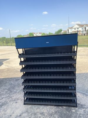 "referbished 4"" low profile imageworks cigarette rack for Sale in Houston, TX"