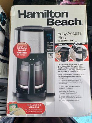 Hamilton beach coffee maker for Sale in Joppa, MD