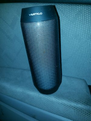 Vertigo bluetooth speaker for Sale in San Diego, CA