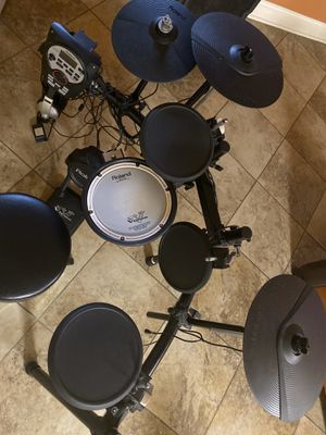 Roland Electronic Drumset for Sale in Brooklyn, NY