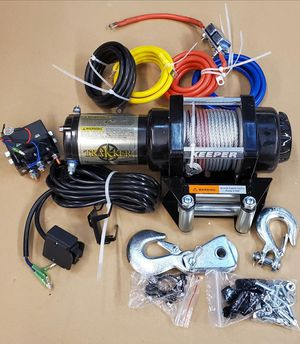 New Winch 3,000 lbs. for Sale in Santa Ana, CA