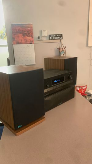 Design acoustics stereo system for Sale in Columbus, OH