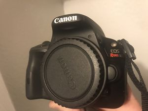 Canon E0S Rebel SL1 with Lenses for Sale in Austin, TX