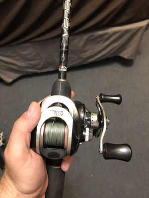 Bass fishing combo for Sale in Loxahatchee, FL