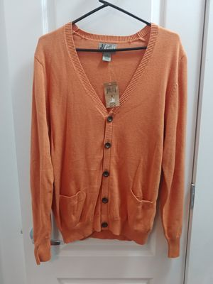 New Lucky Brand Men's Cardigan Size M for Sale in New York, NY